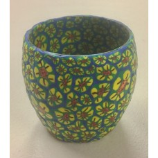 Polymer Clay Candle Glass -  Tue 5th Sep - 6.00-8.00pm)