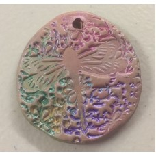 Polymer Clay Textured Pendants -  Tue 19th Sep - 10.30am-12.30pm)