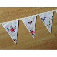 How to make Bunting - Tue 7th Nov 2017 - 1.00-3.00pm