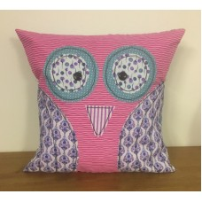 Free Motion Sewing - Owl Cushion - Tue 31st Oct 2017 - 1.00-3.00pm
