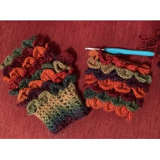 Dragonscale Crochet Gloves - Tue 19th Feb 2019 - 10.00-2.20pm