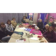 Learn to Crochet 8 week Course - STARTS -  Thu 11th Oct 2018 - 1.00-3.00pm