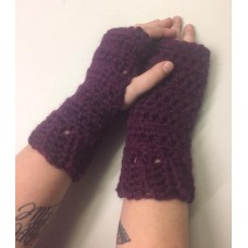 Cosy Crochet Wristwarmers - Mon 3rd Dec 2018 - 1.00-3.00pm
