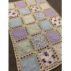 Fusion Quilt - 2 week Sewing & Crochet Course - Tue 9th & 16th Apr 2019 - 1.00-5.00pm