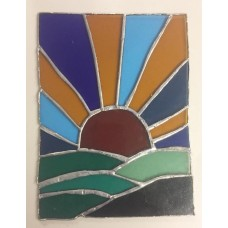 Stained Glass Suncatcher  -  Sun 31st Mar 2019 - 10.00-5.00pm