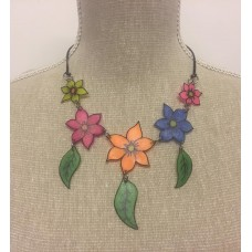 TEENS - Shrink Plastic Statement Necklace -  Wed 15th Aug - 1.00-2.30pm
