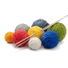 Yarn & Yap  - Every Wednesday -  10.00am-12.00pm