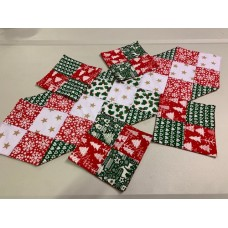 Suzanne Rome - Christmas Table Runner & Mats -  3 week course - Tue 3rd Sep 2019  - 6.30-8.30pm