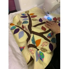 Suzanne Rome - Quilting/Patchwork Session - Wednesdays in Sep / Oct / Nov 2019 - 6.30-8.30pm