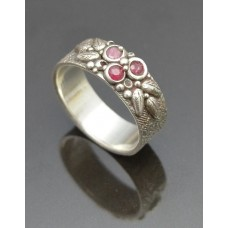 Tracey Spurgin - Silver Clay Rings - Thu 4th Apr 2019  - 9.30pm-4.30pm