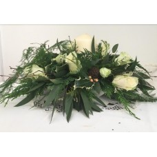 Valerie Edgar - Christmas Table Centrepiece- Thu 19th Dec 2019  - 10.00am-12.00pm