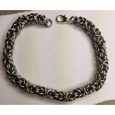 Suepa Cool Designs - Chain Maille Byzantine Bracelet - Tue 14th May 2019  - 1.00 - 4.00pm