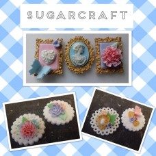 Little Bird Bakery - Sugarcraft Cake Toppers - Fri 22st Sep 2018  - 6.00pm-8.00pm