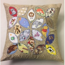 "Suzanne Rome - ""I Spy"" Memory Cushion - Sat 7th Jul 2018  - 10.00am-3.30pm"